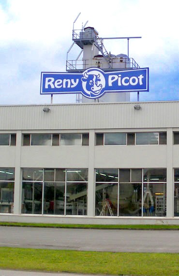 Granja La Polesa S.A - Filiales Reny Picot Siero
