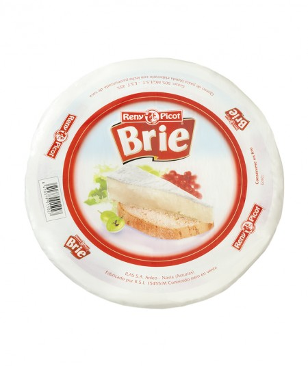 Queso Brie Corte 1.5kg Reny Picot Mejores quesos