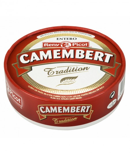 Queso Camembert Tradition entero 250g Reny Picot mejores quesos