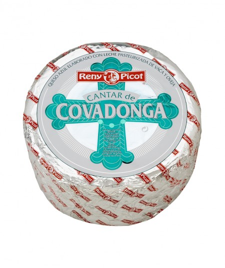 Queso Cantar de Covadonga 2.5kg Reny Picot - productos lacteos