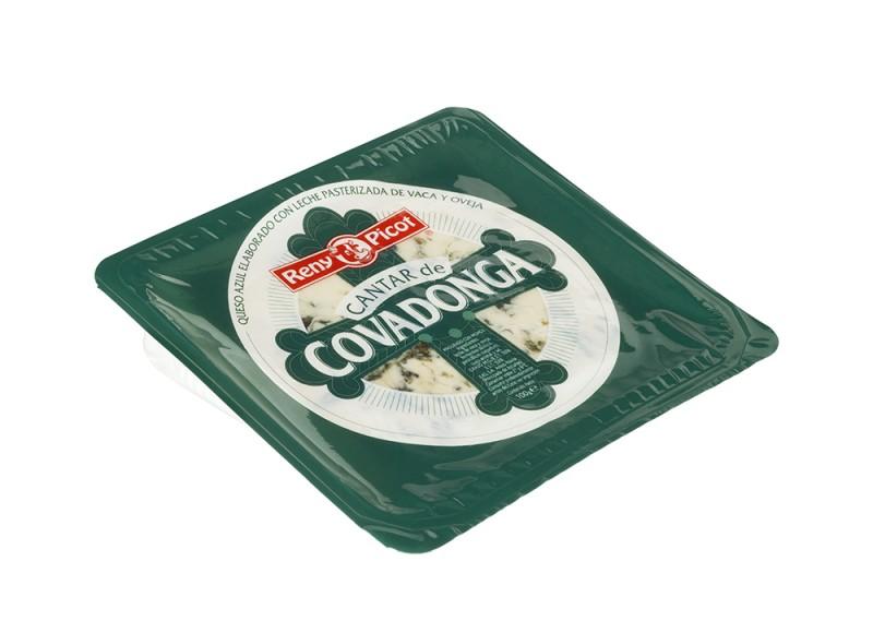 Queso Cantar de Covadonga cuña Reny Picot - queso azul - productos lacteos - mejores quesos