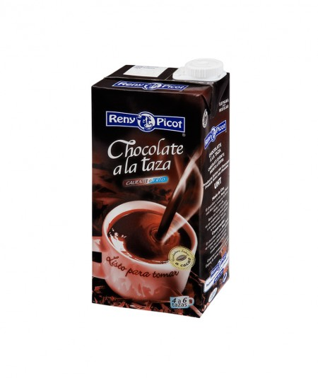 Chocolate a la taza 1l Reny Picot lacteos