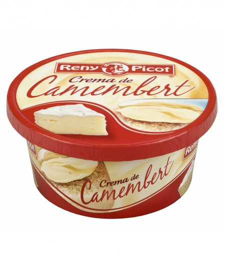 Crema de queso Camembert 125g - Reny Picot recetas faciles