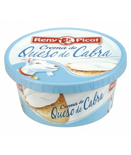 Crema de queso de Cabra 125g Reny Picot