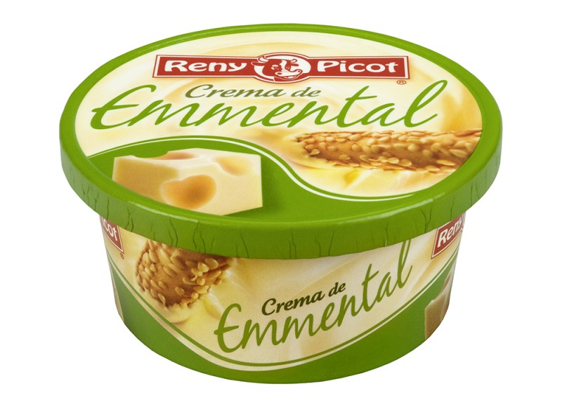 Creme de queijo Emmental 125g Reny Picot