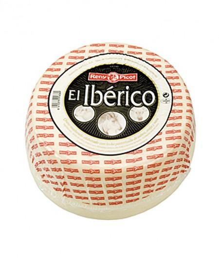 Queso El Iberico 3kg Reny Picot. Queso de cabra, oveja y vaca