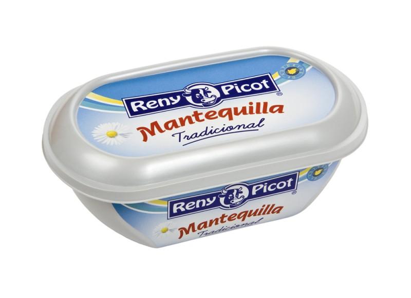 Mantequilla tradicional tarrina 250g Reny Picot