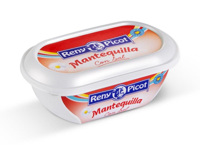 Manteiga com sal Reny Picot blister 250g