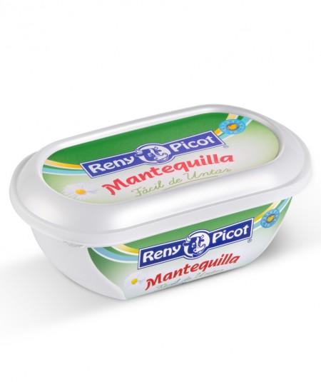 Mantequilla fácil de untarReny Picot. Tarrina 205gr