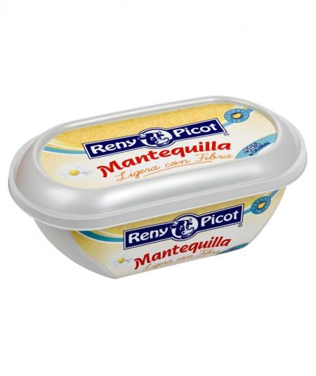 Mantequilla ligera con fibra Reny Picot tarrina 250g
