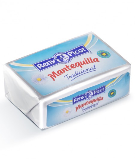 Mantequilla tradicional Reny Picot Pastilla 250g