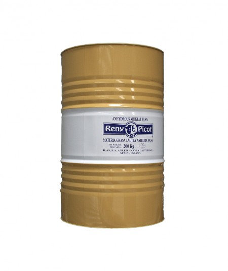 Materia Grasa Lactea Anhidra 200kg reny picot sector industrial