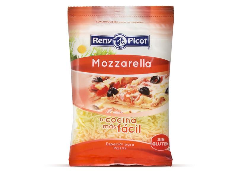 Mozzarella rallada 150g reny picot queso para pizza