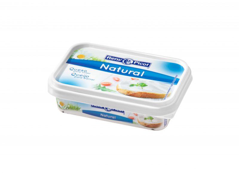 Queso crema para untar Natural Reny Picot