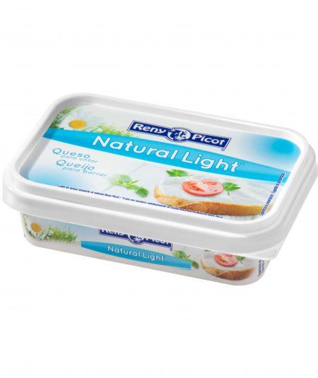 Queso crema para untar Light Reny Picot natural