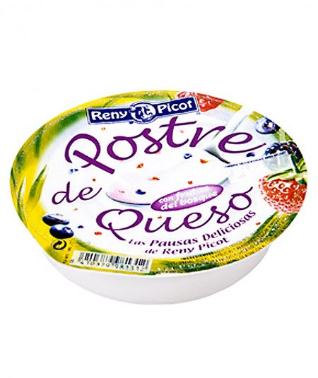 Sobremesa de Queijo com Frutas do bosque 100g Reny Picot