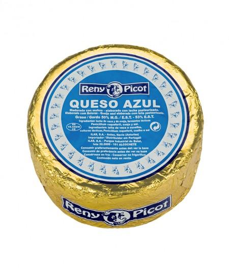 Queso Azul Reny Picot pieza entera - el mejor queso azul de España