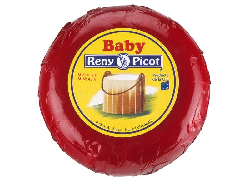 Queijo Baby 250g Reny Picot