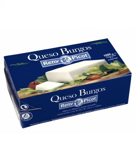 Queso Burgos Brick 1kg Reny Picot - queso fresco