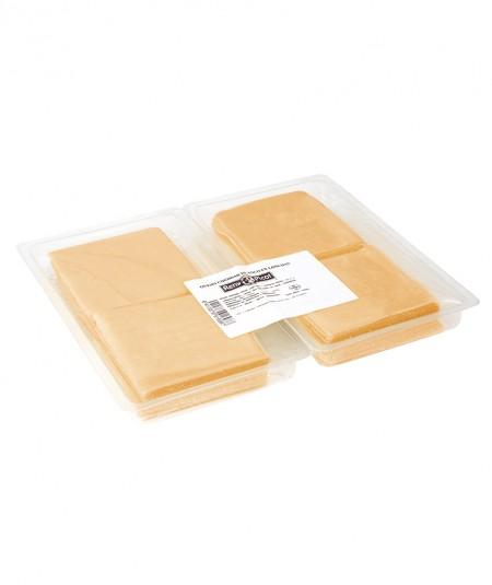 Cheddar blanco en lonchas 500g Reny Picot - Hostelería