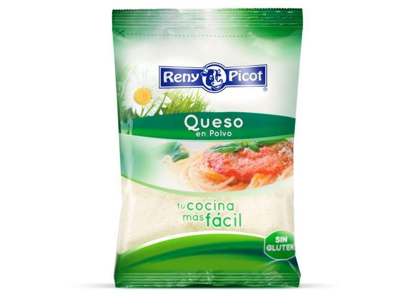 Queso rallado en polvo 100g Reny Picot queso para pasta