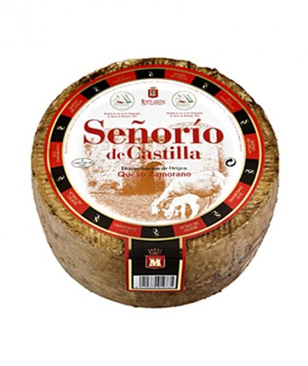Queso de Oveja Señorio de Castilla Zamorano 3kgReny Picot