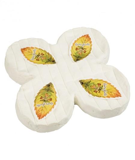 queso de cabra cuatro petalos Reny Picot