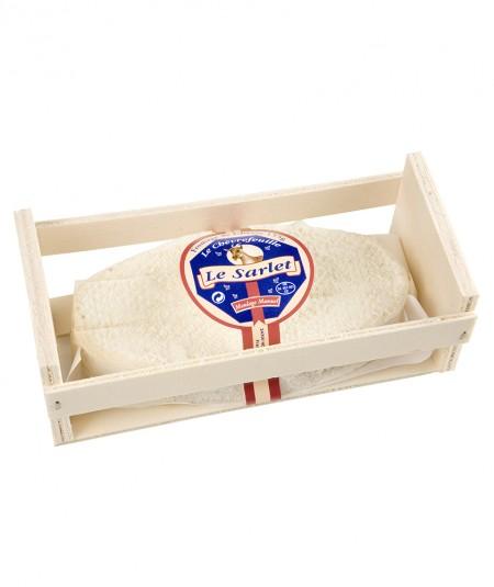 Mejor Queso de Cabra Le Sarlet - Reny Picot. Medalla de Oro world cheese awards