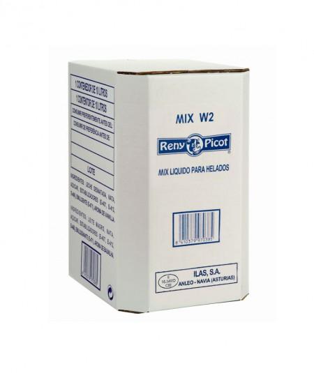 Mix Lácteo cremoso para Helado 10L Reny Picot sector industrial