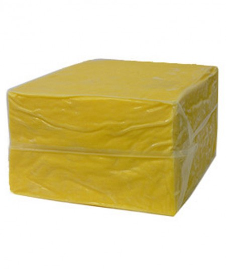 Queso Cheddar blanco en bloque para industria
