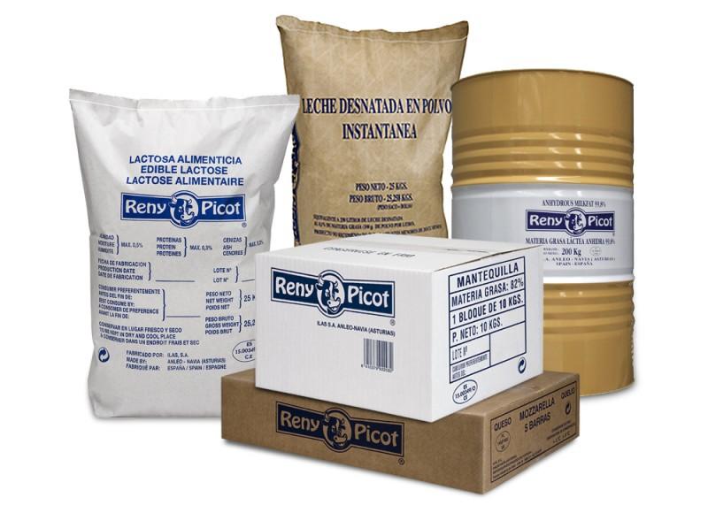 Productos Lácteos a Medida para Industria Reny Picot