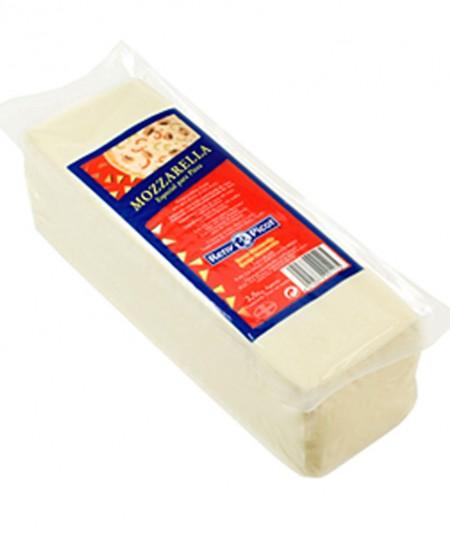 Queso en barra Mozzarella Reny Picot. recetas de pasta