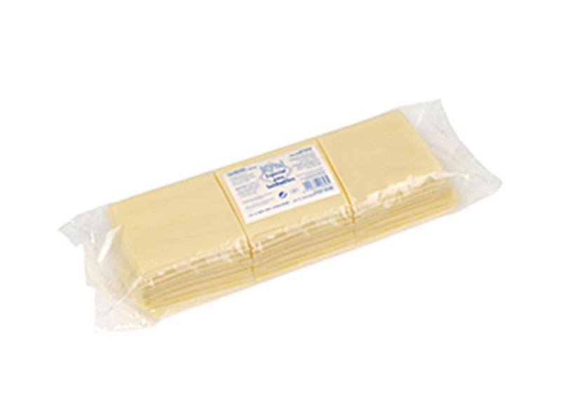 Lonchas de queso para sandwich