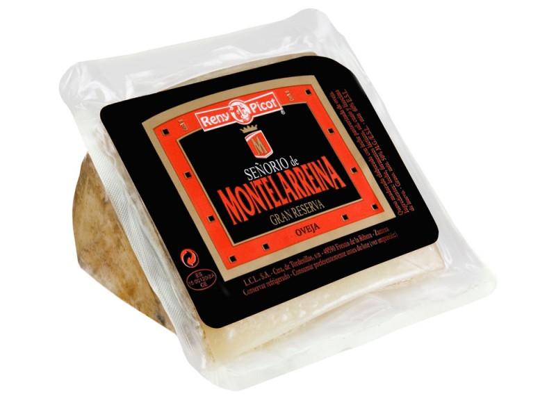 Queso de oveja Senorio de Montelarreina Gran Reserva Cuna 375g