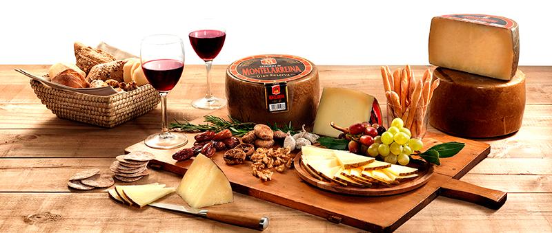 tipos de queso y variedades queso de oveja vaca curado semi