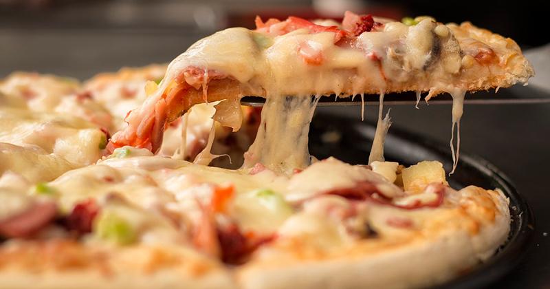 tipos de queso y variedades queso para pizzas