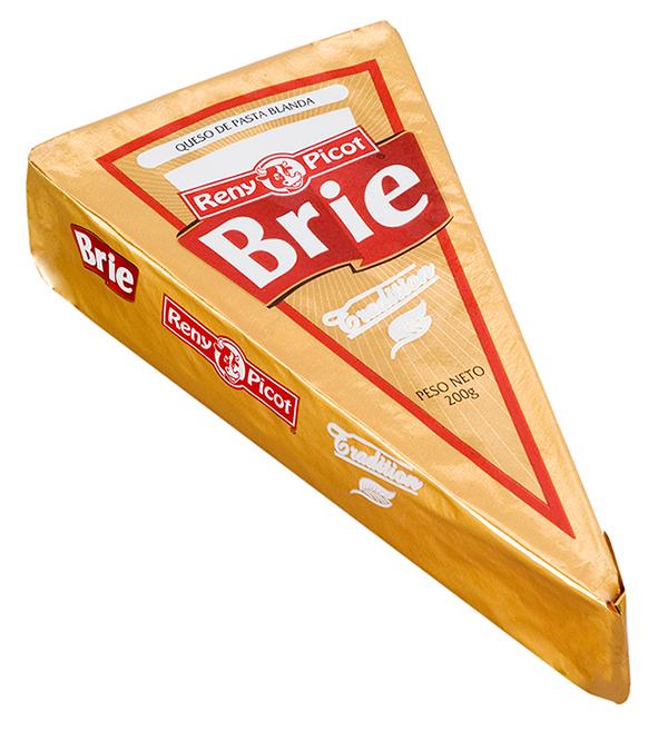 Queso Brie Reny Picot Tabla de quesos