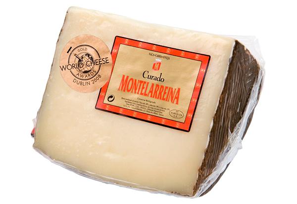 Montelarreina Curado Reny Picot tabla de quesos