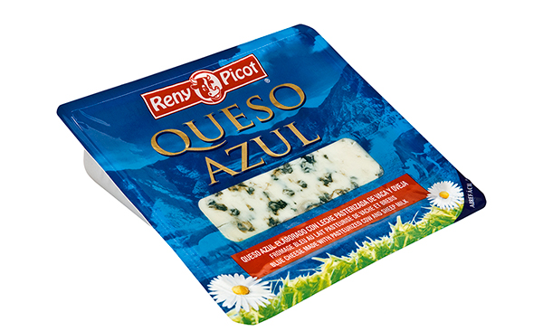 Queso azul Reny Picot tabla de quesos