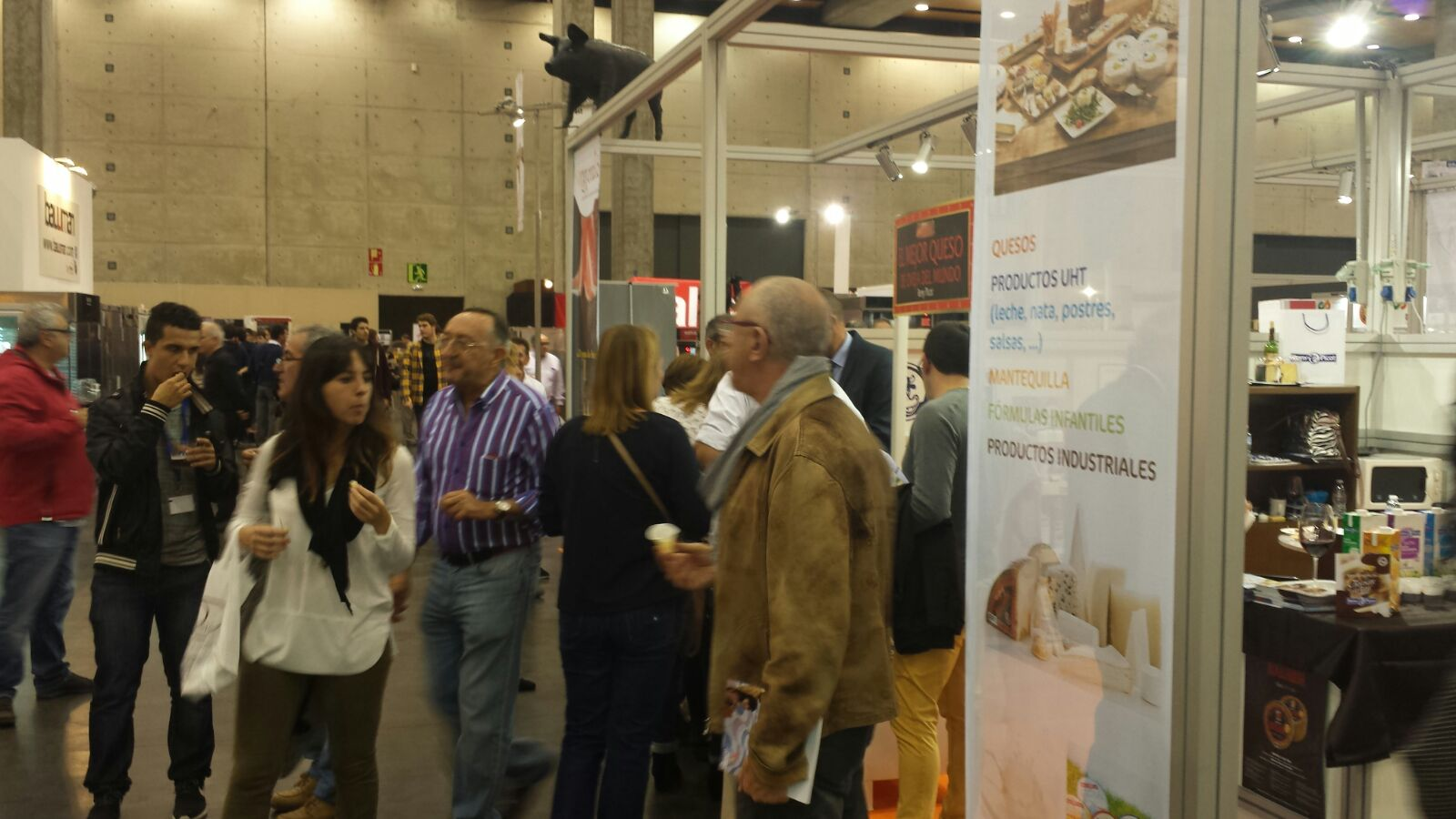 Feria Gastrónoma. Presentamos los productos Reny Picot