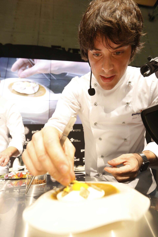 Feria Gastrónoma. Jordi Cruz
