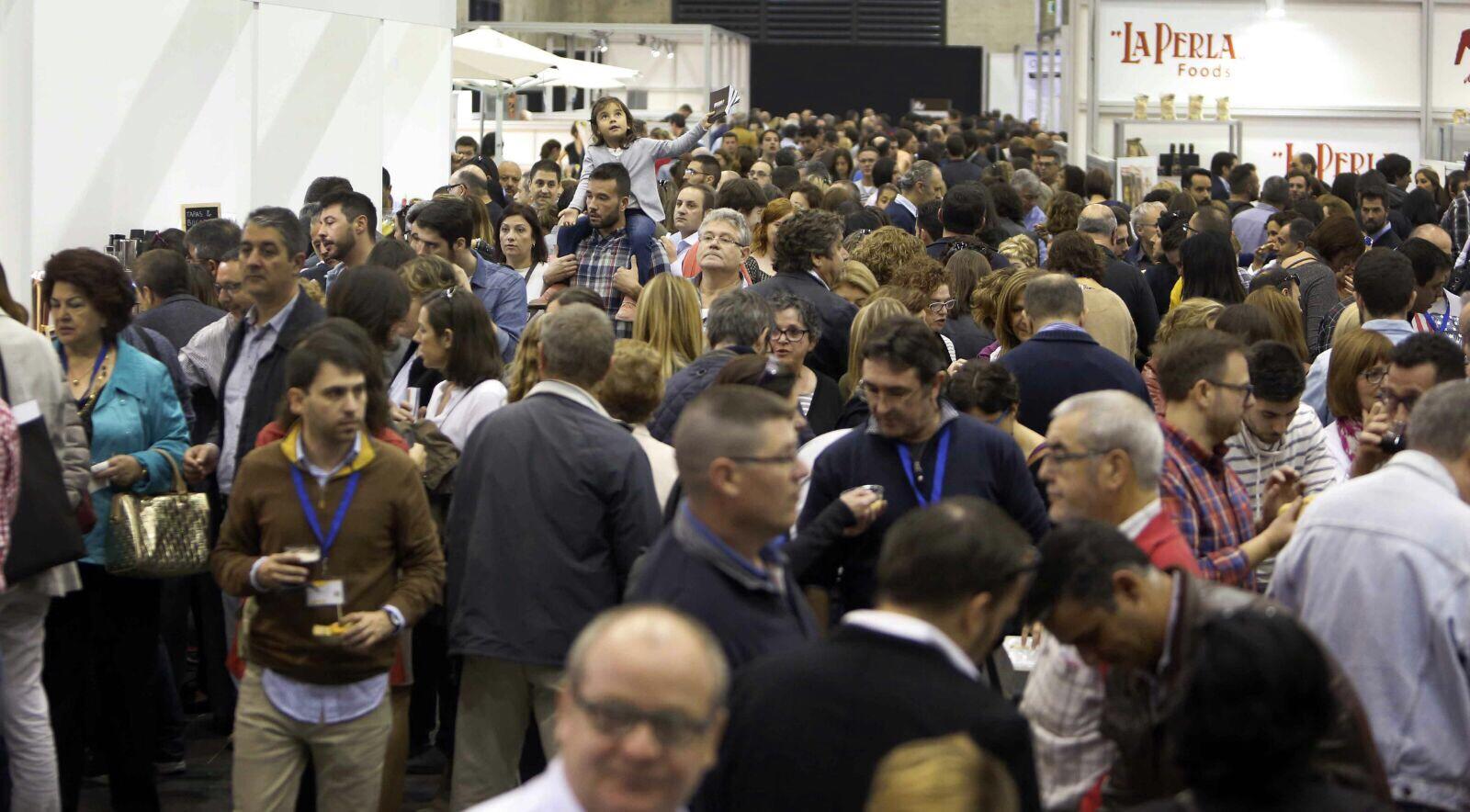 Feria Gastrónoma 2015 - Reny Picot