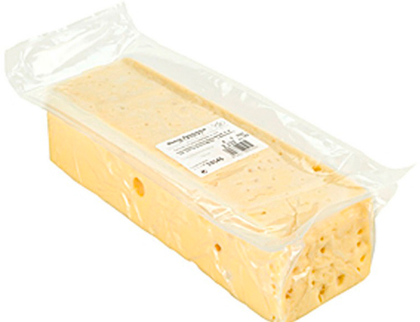 Barra de queso Emmental Reny Picot tabla de quesos