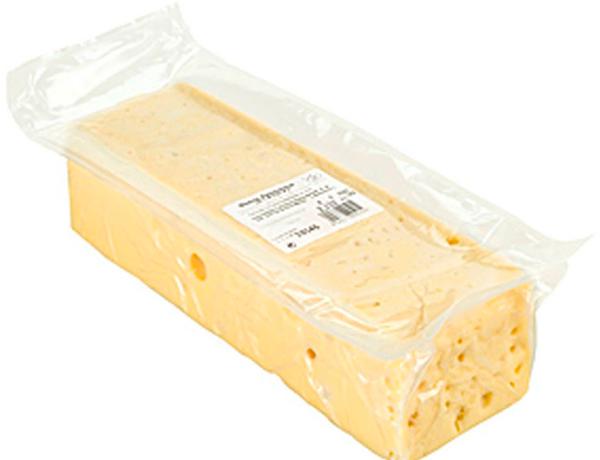 Barra de queso Emmental Reny Picot tabla de quesos