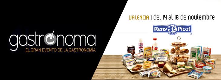 Gastrónoma. Feria de Gastronomía, Valencia