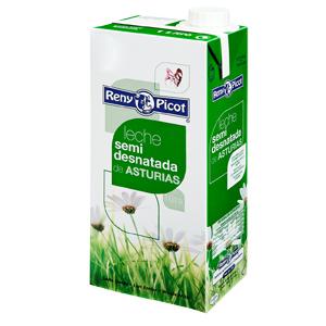 Leche semi-desnatada - Reny Picot