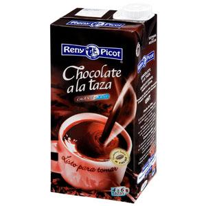 Chocolate a la taza - Reny Picot