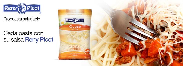Pasta con su salsa Reny Picot