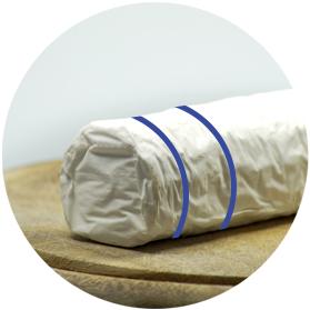 Resultado de imagen de rulo gordo de queso de cabra