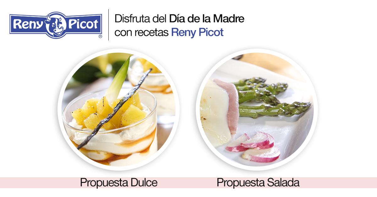 Día de la Madre - Reny Picot